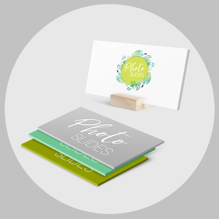 print photoslides cards